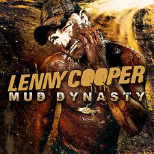 Lenny Cooper Mud Dynasty CD The Lacs Bubba Sparxxx I4NI Blue Foot