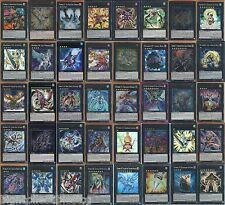 Yugioh Numbers Pack x10 Number Cards No Duplicates ONLY NUMBERS ON THIS PACK