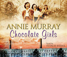 The Chocolate Girls by Annie Murray (3 CD-Audio Book 2008)