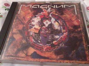 MAGNUM Rock Art 1994 CD Album POST FREE