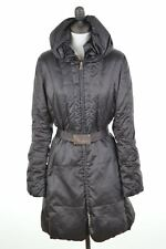 MAX MARA Womens Padded Coat Size 10 Small Brown Polyester