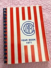 New listing Cat Fanciers Association Cfa Yearbook 1971 Feline Show