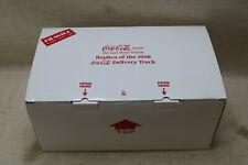 Danbury Mint 1938 Gmc Coca-Cola Delivery Truck W/ Coke Cases 1/24 Scale Mib Free