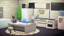 New Horizons White Kitchen Furniture Set - Fast Same Day Delivery -