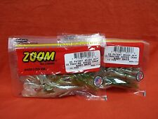 ZOOM Ultra Vibe Speed Craw (12cnt) #080-115 Baby Bass (2 PCKS)