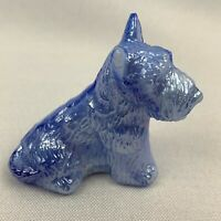 Boyd Art Glass Duke the Scottie Dog - Cotton Carnival