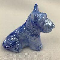 Boyd Art Glass Duke the Scottie Dog - Cotton Carnival