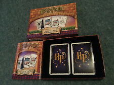Harry Potter - Playing Cards For Magic Tricks Complete With Instructions Manual