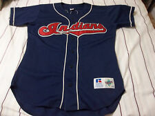 Russell Athletic Cleveland Indians Baseball Jersey  Diamond Collection OROZCO