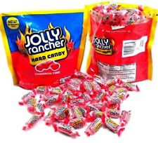 2 Bags Jolly Rancher Cinnimon Fire 13 Oz Bulk Vending Machine Hard Candy Candies