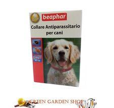 Collare antiparassitario per cani Beaphar FIPROtec Rosso pulci e Zecce