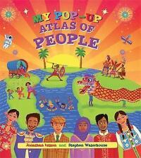 My Pop-up Atlas of People, Jonathan Litton, New Book