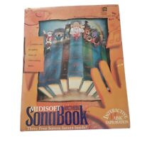 MultiMedia Songbook *New in Box* CD-ROM Midisoft