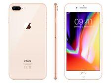 Apple iPhone 8 Plus 256GB 5,5 Zoll Retina 12MP iOS Smartphone gold - NEU!