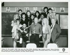 KHRYSTYNE HAJE LESLIE BEGA ROBIN GIVENS HEAD OF THE CLASS CAST 1986 ABC TV PHOTO