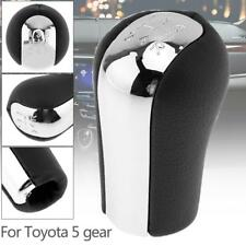 5 Speed Gear Shift Shifter Knob For Toyota Aygo Verso RAV4 Corolla Avensis Yaris
