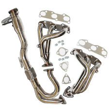 Stainless Steel Header Manifold Exhaust for Nissan 02-06 Altima V6 3.5L