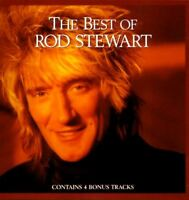ROD STEWART the best of (CD compilation) greatest hits, classic rock, pop rock