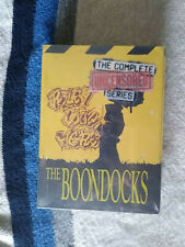 The Boondocks: The Complete Uncensored Series (DVD, 2014, 11-Disc Set) New!