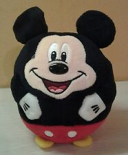 "2013 Ty Mickey Mouse Beanie Ballz 5.5"""
