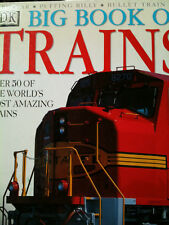 The Big Book of Trains Dorling Kindersley by Christine Heap ISBN 0789434369