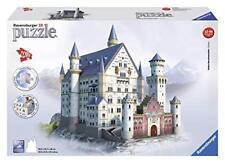 Ravensburger Italy Puzzle 3D Castello di Neuschwanstein, 216 Pezzi, (m3P)
