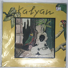 Kalyan Self Titled LP Vinyl Record Original 1977 Funk Soca Disco