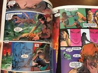 1985 8 x 11, Ray Bradbury, Frost & Fire, Classic Science Fiction Graphic Novel