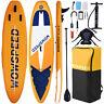 Stand Up Paddle SUP Board Paddling Surfboard aufblasbar mit Paddel 320cm DHL Neu