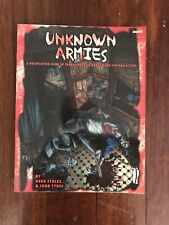 Unknown Armies 1st Edition RPG