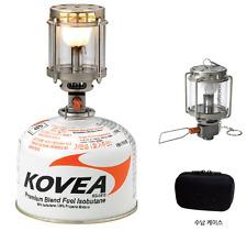New Kovea Premium Titan Gas Lantern KL-K805 Ultralight Titanium Outdoor Camping