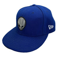 Las Vegas 51s Fitted New Era Hat 7 1/8 MiLB Aviators Cap - Cosmo Alien Dodgers