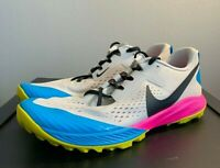 NEW Nike Air Zoom Terra Kiger 5 Running Shoes Multicolor AQ2220 100 Womens Sz 12