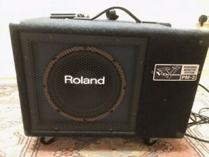 Roland drum amplifier PM3 with separate speakers
