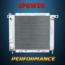Aluminum Radiator For Ford Bronco Bronco II Explorer Ranger Mazda B3000 85-94