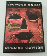 CROWDED HOUSE WOODFACE DELUXE EDITION  2CD'S & BOOKLET