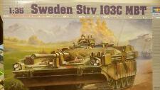 Trumpeter, Sweden Strv 103C MBT, Art. Nr. 00310, 1:35, neu und ovp !!