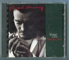 FEARGAL shatkey CD Songs from the mardi gras Incl. PROMO SHEET © 1991 Near Comme neuf