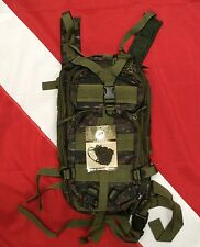 Transport Pack emergency disaster survival bug out bag Rothco camo Medium GIFT