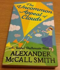 THE UNCOMMON APPEAL OF CLOUDS Alexander McCall Smith Book (Paperback)