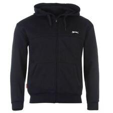 Blue Full Zip Hoodies & Sweatshirts for Men