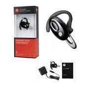 OEM Motorola H720 Universal Bluetooth Wireless Handsfree Headset H 720 Black NEW