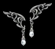 Alchemy Gothic Ohrringe - Wings of Eternity - Schmuck Geschenk Engel Flügel