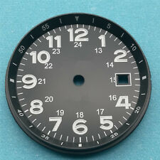 33mm sterile Dial fit 2836/2813/3804,Miyota 82 Series movement  watchA  003