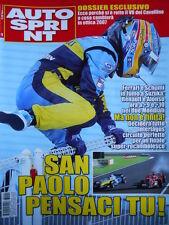 Autosprint n°41 2006 Fernando Alonso Benetton  [P24]