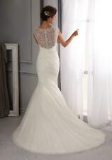 Brand New, BEAUTIFUL Mori Lee 5270 sz 2 Ivory Wedding Dress. Never Worn!