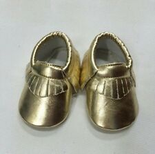 Newborn Spring Baby Soft Sole Leather Shoes Boy Girl Infant Moccasin 18-24 Month