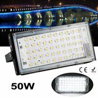 LED Flood Light 50W Garden Outdoor Security Landscape SMD Spotlight Lamp IP65