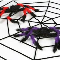 Fiber Giant Cobweb Cobweb Festival Halloween Masquerade Home Party Decor