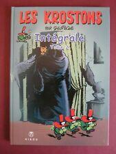 DELIEGE / PIROTON LES KROSTONS INTEGRALE 2 ED HIBOU 2007 EO COMME NEUF